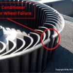 RV Air Conditioner Blower Wheel Failure