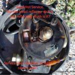 AquaHot Hydronic Heater Burner Head Maintenance