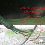 RV Ground Lug failure