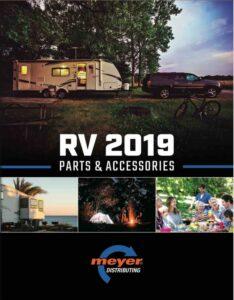 2019 rv parts catalog cover